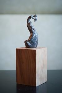 Preisstatue Bronze, gestaltet von Christian Rösner